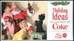 1964 Coca-Cola Santa poster