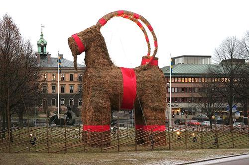 File:Gavle christmas goat 2006.jpg